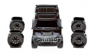 Подарочный коньячный набор Hummer Хаммер, 5 предметов, производство Украина, 502873732