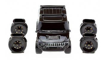 Подарочный набор 33 wishes Hummer (Хаммер) черный, 5 предметов (KE42), фото 2