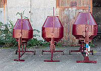 Бетономешалка Геркулес 150 литров