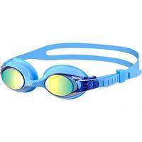 Очки для плавания детские Arena KIDS X-LITE MIRROR Blue