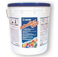 Клей для обоев на тканевой основе и из стекловолокна Adesilex TDV ( 20 кг ),Mapei