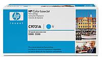 C9731A (645A) cyan картридж для HP CLJ 5500 / 5550 series