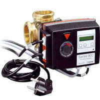 Регулирующие клапаны и электроприводы