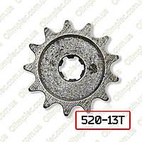 Звезда ведущая Муравей z=13 под цепь ИЖ 520-104