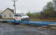 Весы автомобильные безфундаментные Axis 40-8 К (4 датчика) до 40 тонн, премиум, фото 2