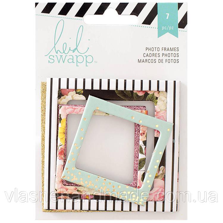 Рамки - Heidi Swapp - Memory Planner- 5х5-7,5х7,5 см
