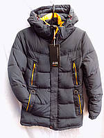 Детская куртка подросток зима 1709