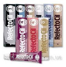 RefectoCil, Краска для бровей и ресниц №1.1 Graphite (графит), 15 мл