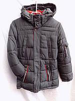 Детская куртка подросток зима 1732