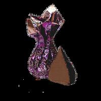 Шоколадный стиль с какао - крупой