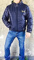 Двусторонняя мужская куртка