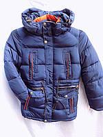 Детская куртка подросток зима 1761