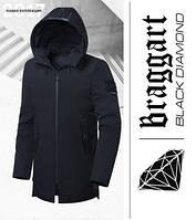 Braggart 'Black Diamond' 9006 | Зимняя парка черная
