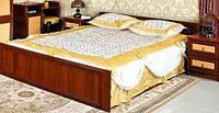 Кровать двуспальная Ким НФ без ламелей (БМФ) 1700х2040х590мм