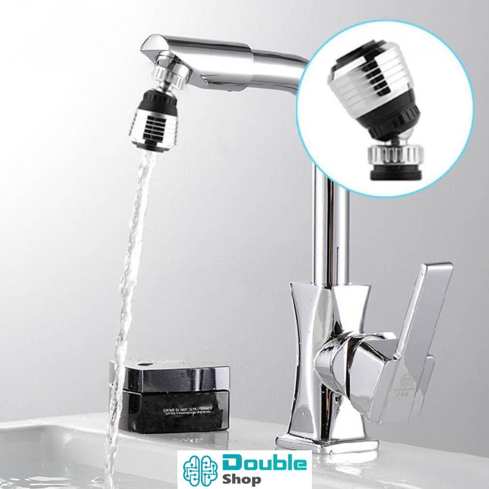 2х Аэратор-экономайзер воды для крана, насадка на кран, диффузор (2 шт
