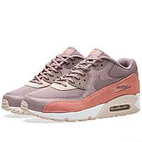 Оригинальные кроссовки Nike Air Max 90 W Red Stardust, Grey