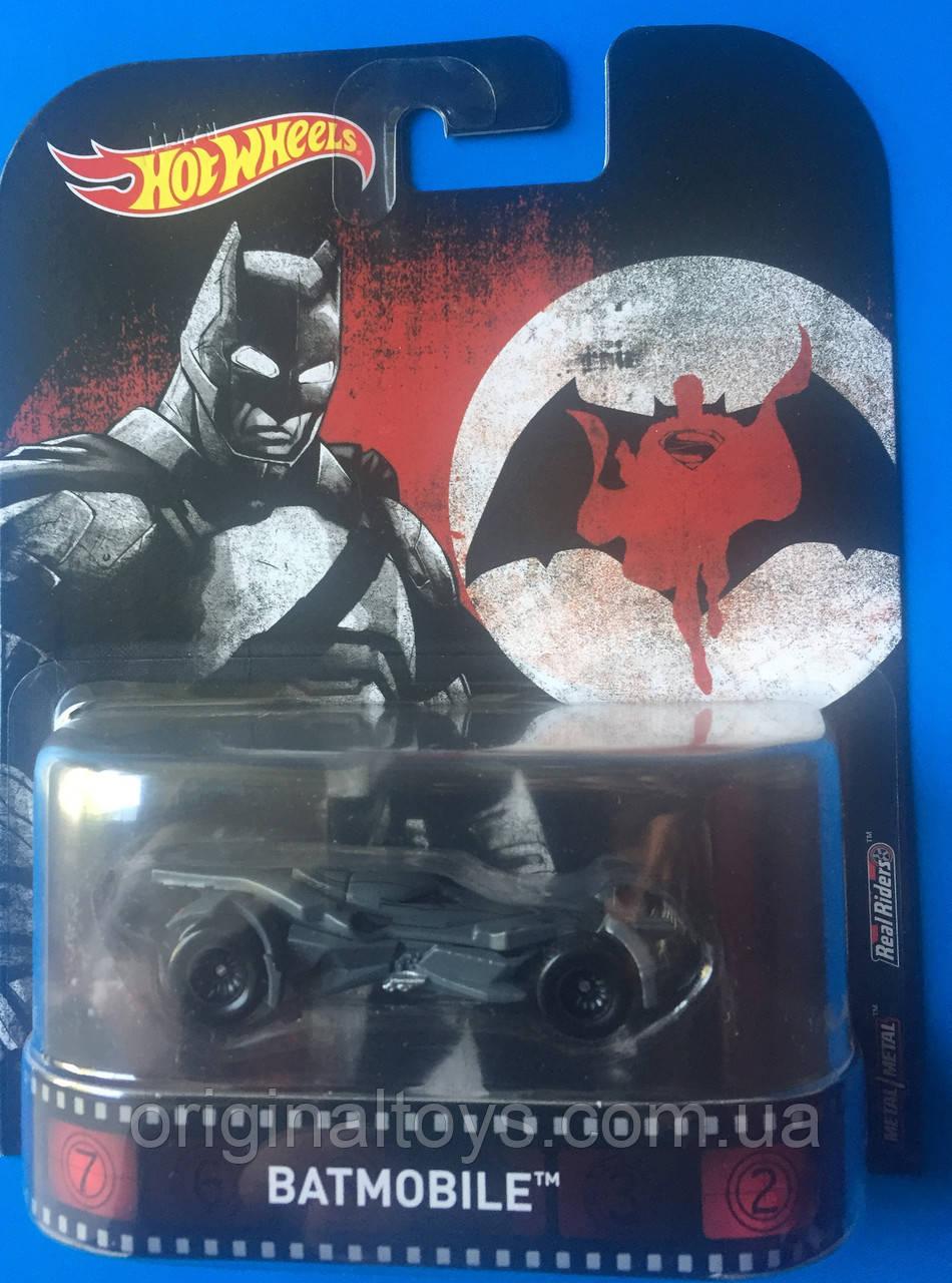 Колекційна машинка Hot Wheels Batmobile