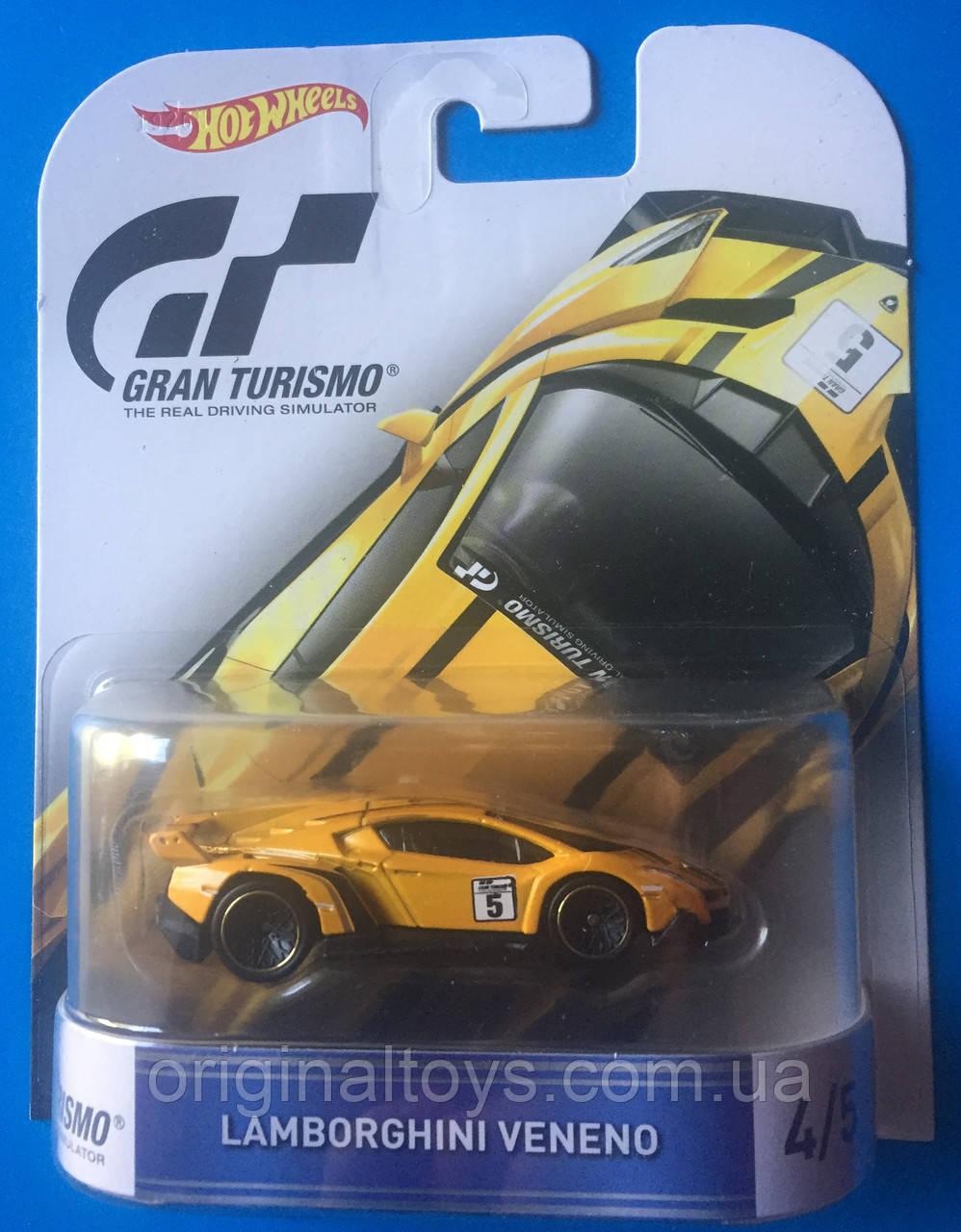 Колекційна машинка Hot Wheels Lamborghini Veneno