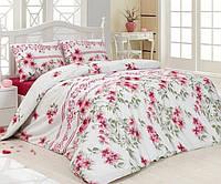 Полуторный комплект постельного белья First Choice Montana Pembe