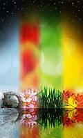 """Электрический настенный обогреватель-картина """"Четыре сезона"""""""