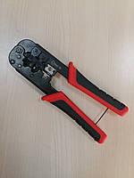 Инструмент обжимной для коннекторов RJ-45, RJ-12, RJ-11
