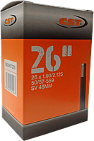 """Камера CST 26х1,90х2,125"""" АV 35 мм"""