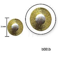 Щітка латунна b_001_b