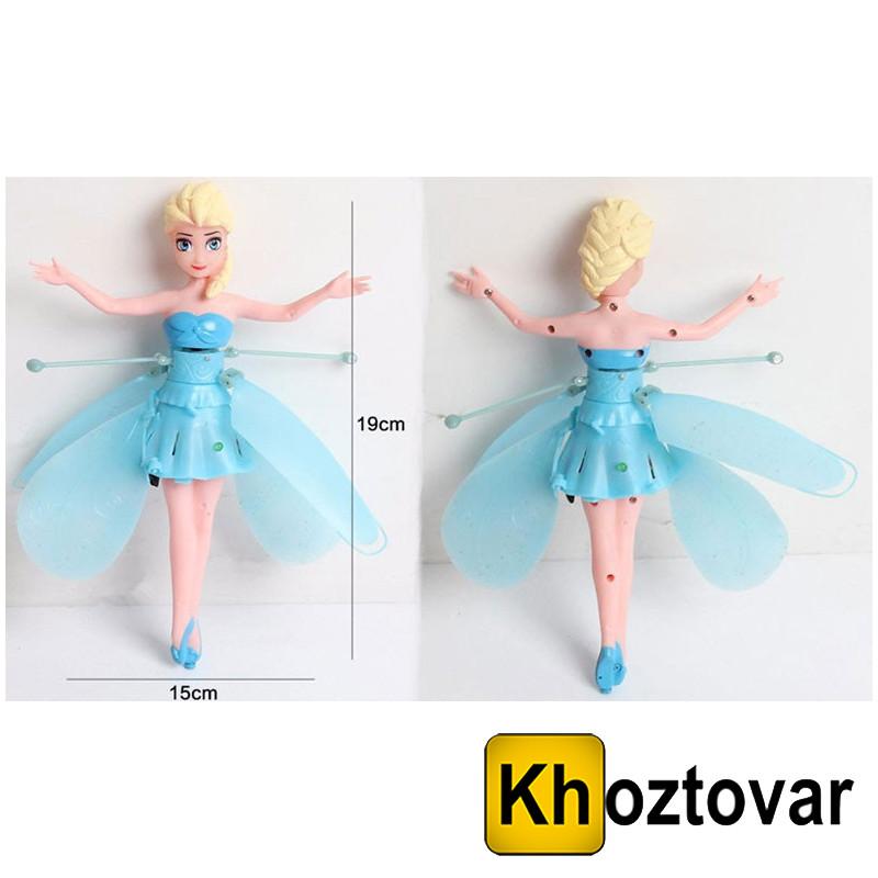 Летающая фея Эльза   Холодное Сердце   Frozen