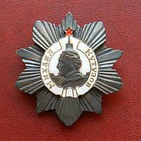 Орден Кутузова II степень, серебро