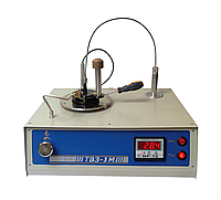 Аппарат ТВЗ-1М для определения вспышки в закрытом тигле