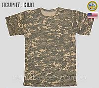 Футболка камуфлированная. ACU PAT (US Army), фото 1