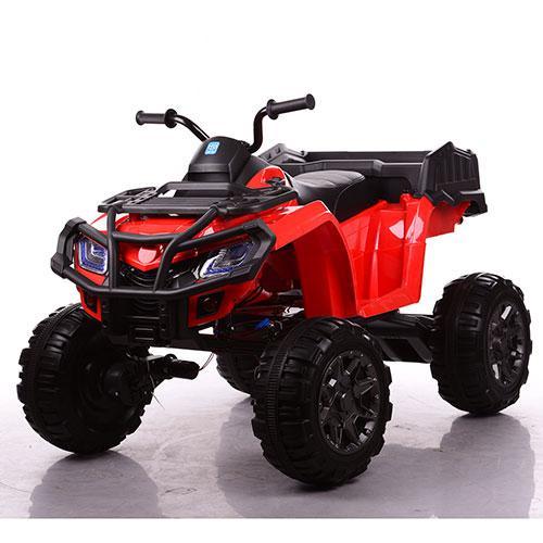 Детский квадроцикл M 3564 EL красный