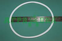 Кольцо окантовочное гильзы (фторопласт) (КАМАЗ)