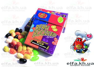 Конфеты Bean Boozled Jelly Belly 4 версия