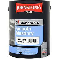 Краска Johnstone's Stormshield Smooth Masonry Matt 10 л