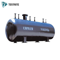 Резервуар ГАЗГОЛЬДЕР V=2,1 м³, с сертифицированным эпоксидно-полимерным покрытием