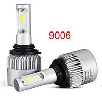 Светодиодная LED лампа головного света 9006 HB4 COB 8000Lm 36Watt, фото 1