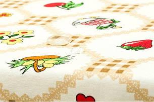 Флора - Мозаика скатерть  ИДЕЯ 150*180, фото 2