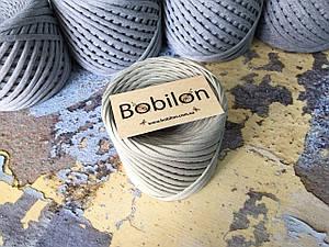 Трикотажная пряжа Bobilon Medium (7-9мм). Капучино 50м.