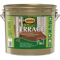 Масло Aura Terrace серое 0.9 л
