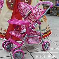 Коляска для кукол летняя