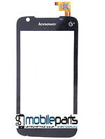 Оригинальный Сенсор (Тачскрин) для Lenovo S899 (Черный)