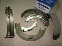 Колодки ручного тормоза Kia Sportage 4WD 2005-2007.Оригинал 58350-2EA10