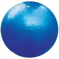 Мяч для пилатеса,йоги 26сm, синий IronMaster
