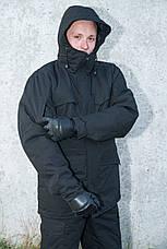 """Зимова куртка з підстібкою на синтепоні """"Тренд М-65"""", фото 2"""