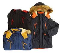 Куртки для мальчиков утепленные, р-ры 8, 12, 14, 16 лет, Grace B71669