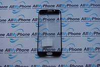 Стекло корпуса для мобильного телефона Samsung G925 Galaxy S6 Edge синее