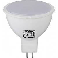 """Лампа SMD LED 4W 6400K, 4200К, 3000К  GU5.3 """"FONIX-4"""""""