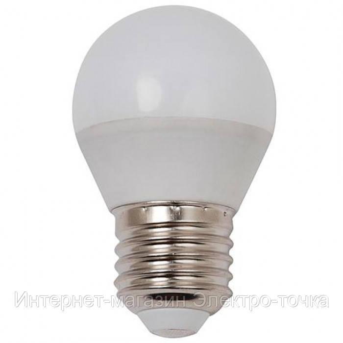 "Лампа светодиодная ""ELITE - 6"" SMD LED 6W шарик"
