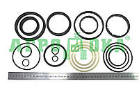 Ремкомплект гидроцилиндра подъема кузова (самосвал) (ремонт L-0,5) (КамАЗ-55111)